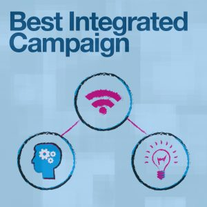 2018 Best Integrated Campaign
