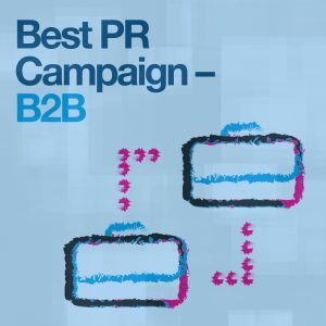 2018 Best PR Campaign B2B
