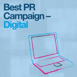 2018 Best PR Campaign Digital